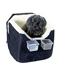 Puppy Carriers and Strollers
